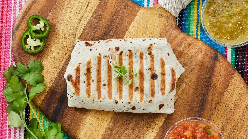 Richie's burrito